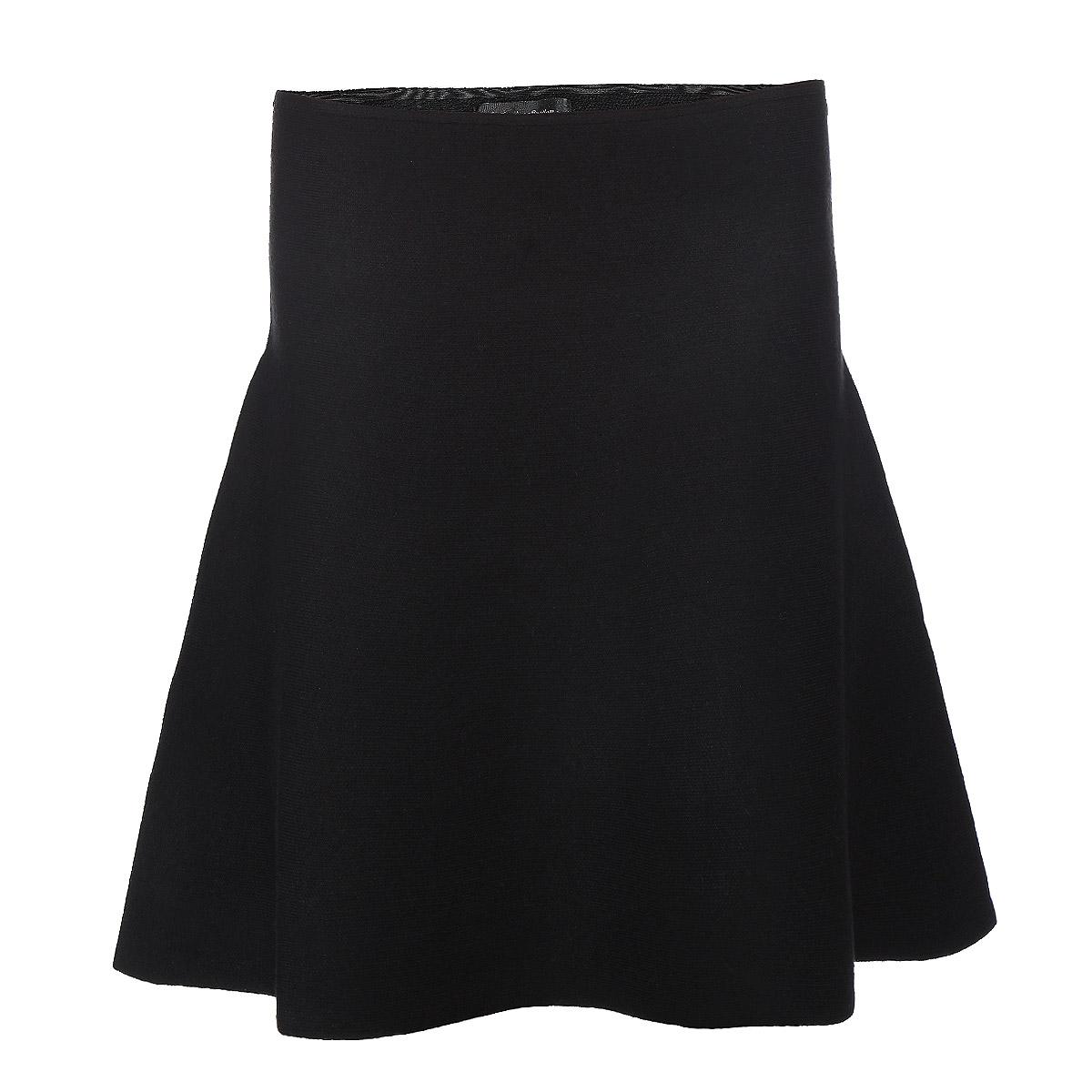 Юбка. SKsw-118/665-5434DSKsw-118/665-5434DОригинальная юбка от Sela внесет женственные нотки в ваш модный образ. Модель выполнена из плотного полиэстера с добавлением нейлона и шерсти. Юбка имеет эластичную резинку на талии, что обеспечивает максимальный комфорт при носке. Актуальная длина и необычный фасон юбки подчеркнут красоту и стройность ваших ног, сделают ваш образ более хрупким. Стильная юбка - основа гардероба настоящей леди. Она подчеркнет ваше отменное чувство стиля и безупречный вкус!