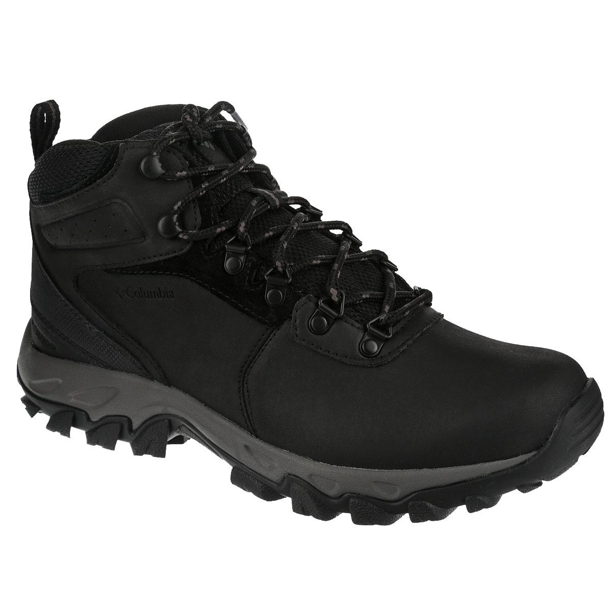 Ботинки трекинговые мужские Newton Ridge Plus II. BM3970-010