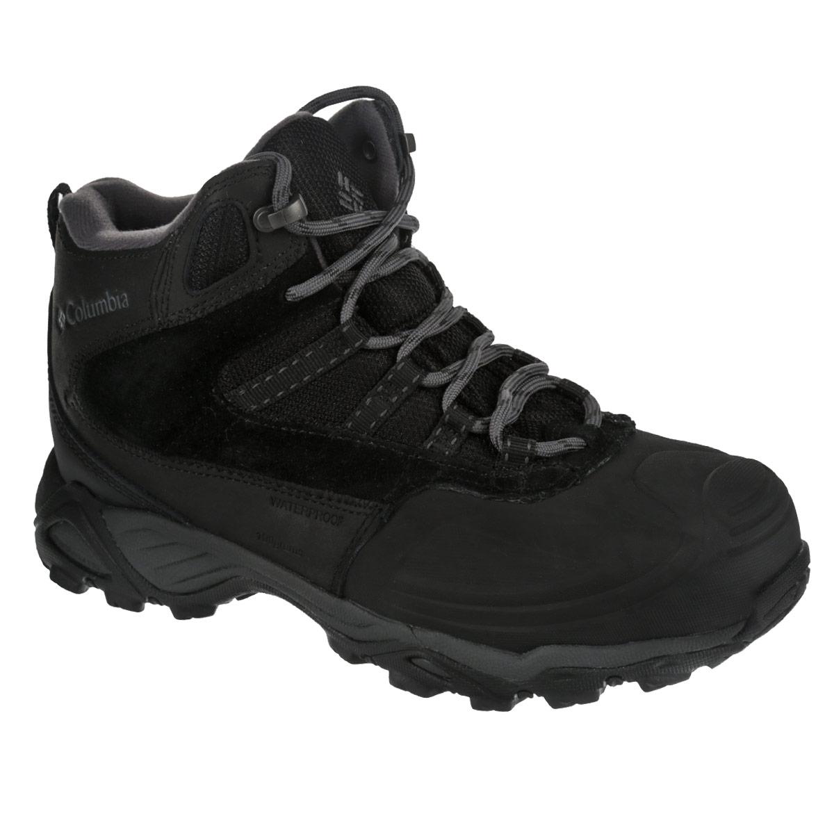 Ботинки мужские трекинговые Silcox II Waterproof. BM1604