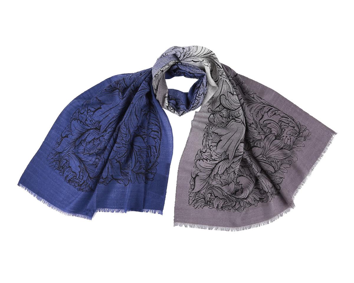 YNNT0116-11-1Элегантный шарф Fabretti станет изысканным нарядным аксессуаром, который призван подчеркнуть индивидуальность и очарование женщины. Цветочный дизайн полотна придает модели удивительно динамичное и яркое настроение. Края модели оформлены коротенькой бахромой. Этот модный аксессуар женского гардероба гармонично дополнит образ современной женщины в прохладное время года, следящей за своим имиджем и стремящейся всегда оставаться стильной и элегантной.
