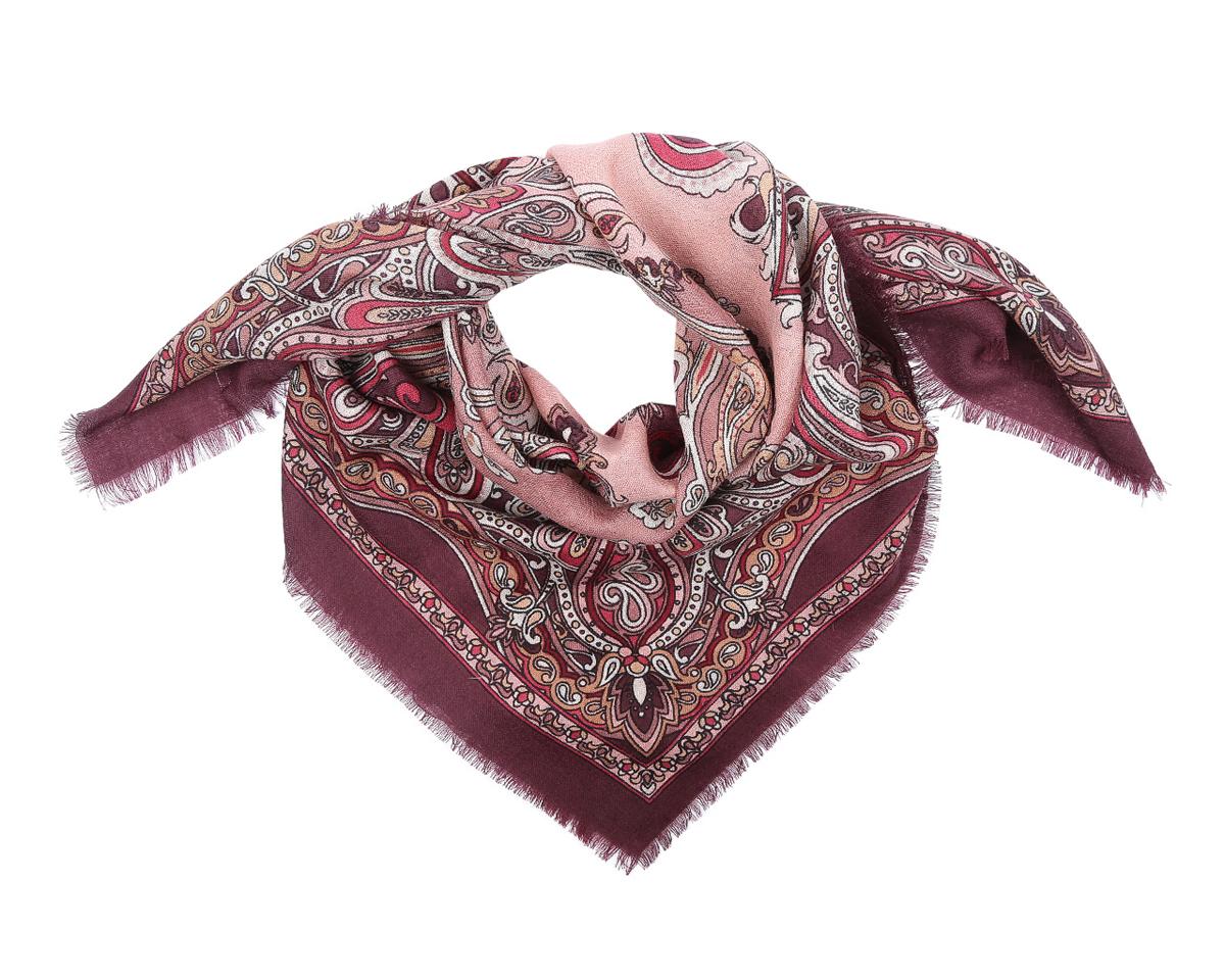 ПлатокYNNT1106-1Изумительный женский платок Leo Ventoni хочется носить бесконечно, что вполне реально благодаря высокому качеству. Данный аксессуар может стать изюминкой практически любого наряда. Модель изготовлена из шерсти и оформлена этническим узором. Дизайн полотна придает модели удивительно динамичное и яркое настроение. Края модели по периметру декорированы бахромой. Платок Leo Ventoni станет вашим верным спутником, а окружающие обязательно будут обращать свое восторженное внимание на вас.