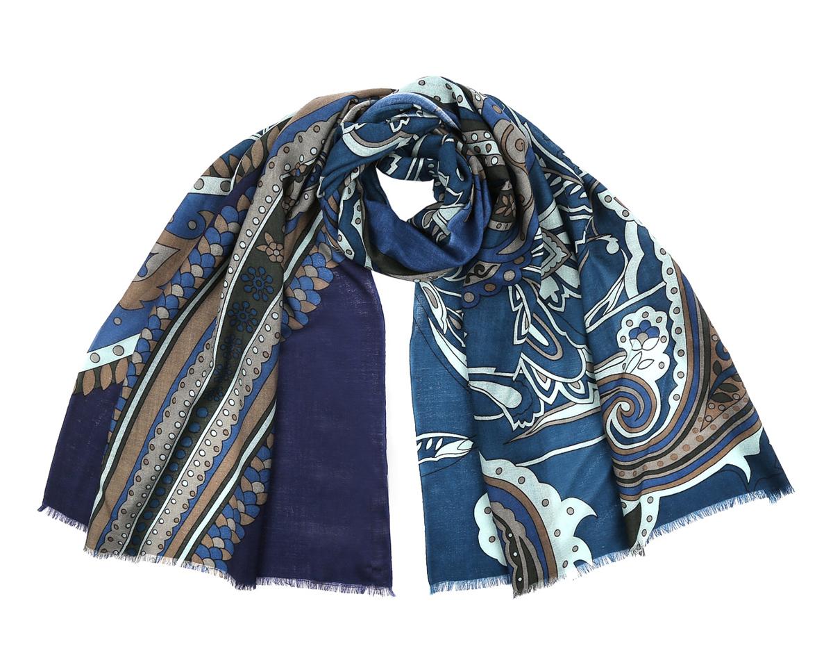 ШарфYNNT0203-8Потрясающий женский шарф Fabretti выполнен из шерсти и украшен актуальным узором. Края модели оформлены короткой бахромой. Великолепный женский шарф Fabretti станет ярким акцентом однотонного демисезонного гардероба, а окружающие обязательно будут обращать свое восторженное внимание на вас.