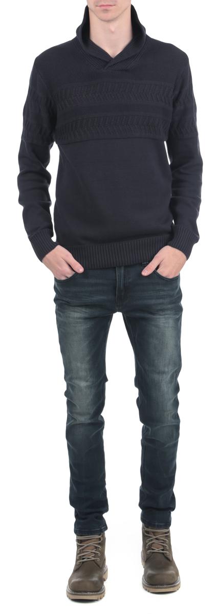 Джемпер10153085_557Мужской вязаный джемпер Broadway необычайно мягкий и приятный на ощупь, не сковывает движения, обеспечивая наибольший комфорт. Джемпер с V-образным вырезом горловины и длинными рукавами идеально гармонирует с любыми предметами одежды и будет уместен и на отдых, и на работу. Низ и манжеты изделия связаны мелкой резинкой. Такой замечательный джемпер - базовая вещь в гардеробе современного мужчины, желающего выглядеть элегантно каждый день!