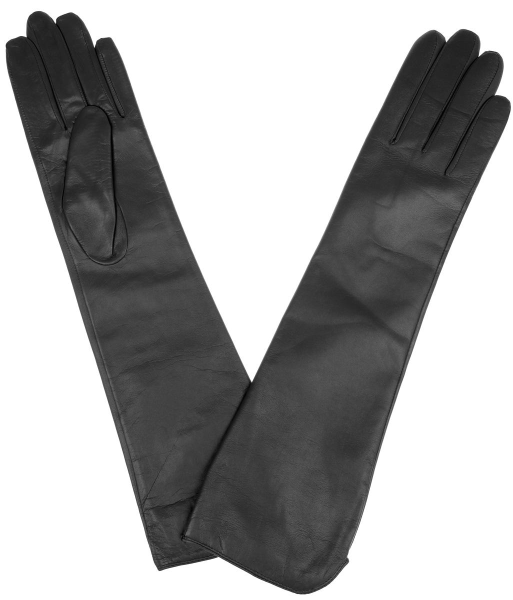 LB-2002Элегантные удлиненные женские перчатки Labbra станут великолепным дополнением вашего образа и защитят ваши руки от холода и ветра во время прогулок. Перчатки выполнены из натуральной кожи и имеют подкладку из шерсти с добавлением акрила, что позволяет им надежно сохранять тепло и обеспечивает высокую гигроскопичность. Удлиненные манжеты подчеркнут изящество ваших рук. Такие перчатки будут оригинальным завершающим штрихом в создании современного модного образа, они подчеркнут ваш изысканный вкус и станут незаменимым и практичным аксессуаром.