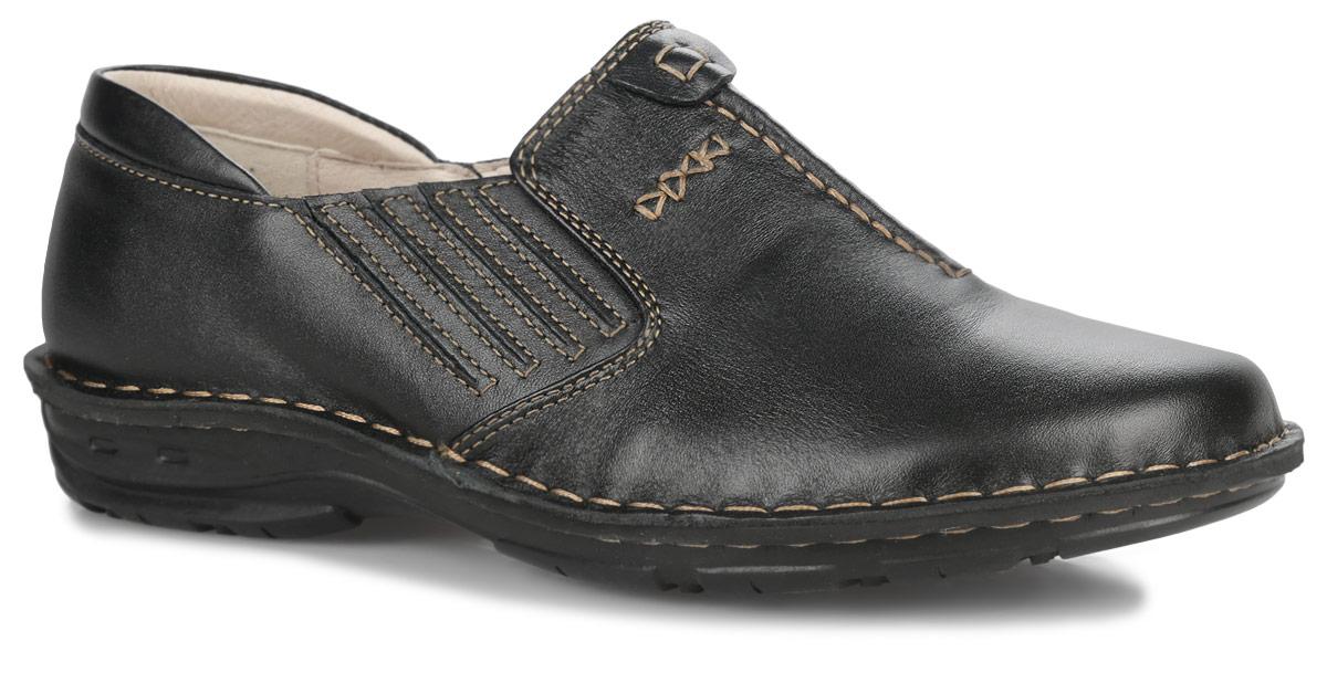 Туфли женские. SM1099_08-01SM1099_08-01Оригинальные женские туфли от Spur покорят вас своим дизайном и удобством! Модель выполнена из натуральной кожи. Союзка оформлена декоративным швом. По бокам туфли оснащены резинкой для более посадки на ноге. Рифленая стелька из натуральной кожи обеспечивает комфорт и позволяет вашим ногам дышать. Вдоль ранта модель оформлена крупной прострочкой. Резиновая подошва с рельефной поверхностью обеспечивает отличное сцепление с любыми поверхностями. В таких модных туфлях вашим ногам будет комфортно и уютно!
