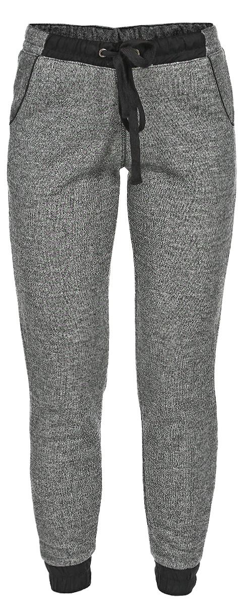 Брюки женские. Z-DR-1808Z-DR-1808 BLACK MELУдобные женские брюки Moodo, выполненные из высококачественного материала, мягкого и приятного на ощупь. Лицевая сторона гладкая, а изнаночная - с небольшими петельками. Брюки отлично подойдут на каждый день. Модель свободного кроя - настоящее воплощение комфорта, такие брюки не сковывают движений и обеспечивают наибольшее удобство. Пояс брюк дополнен широкой эластичной резинкой с затягивающимся шнурком-кулиской, что обеспечивает комфортную посадку. Внизу брючины фиксируются эластичной резинкой. Спереди расположены врезные карманы. Эти модные и в тоже время комфортные брюки послужат отличным дополнением к вашему гардеробу. Они как нельзя лучше подойдут для прогулок и занятия спортом.