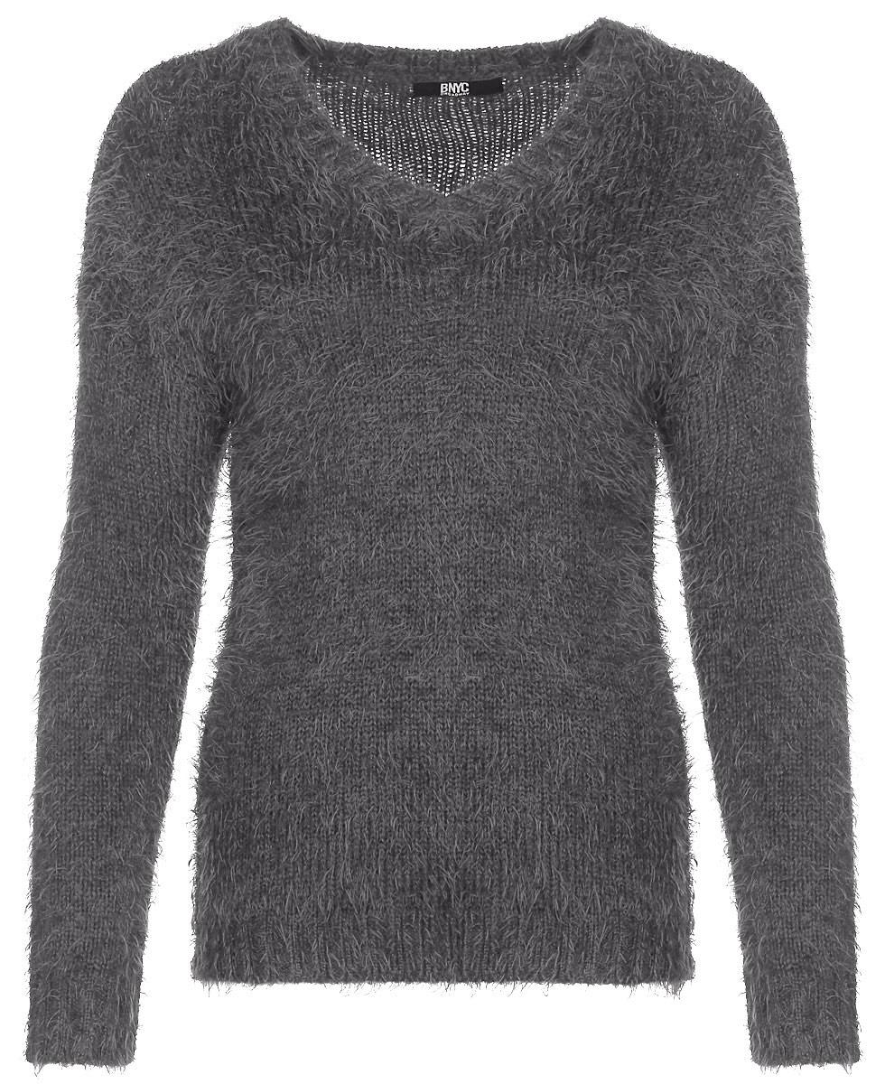 пуловер из акрил