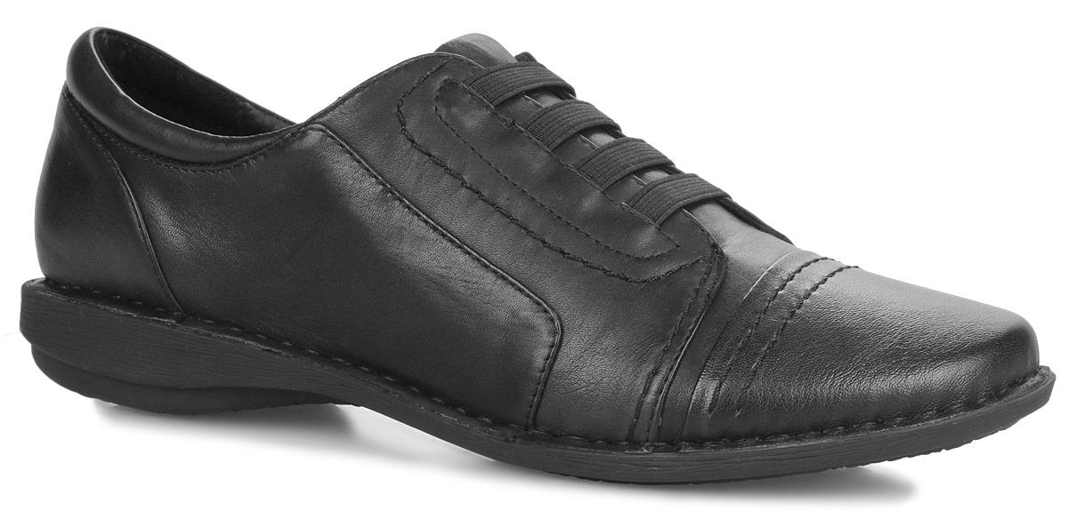 Туфли женские. SM2541_05_01SM2541_05_01Оригинальные женские туфли от Spur покорят вас своим дизайном и удобством! Модель выполнена из натуральной кожи и оформлена прострочкой. Модель дополнена декоративными эластичными шнурками. Мягкая стелька из натуральной кожи с отверстиями позволяет вашим ногам дышать. Вдоль ранта модель оформлена крупной прострочкой. Резиновая подошва с рельефной поверхностью обеспечивает отличное сцепление с любыми поверхностями. В таких модных туфлях вашим ногам будет комфортно и уютно!