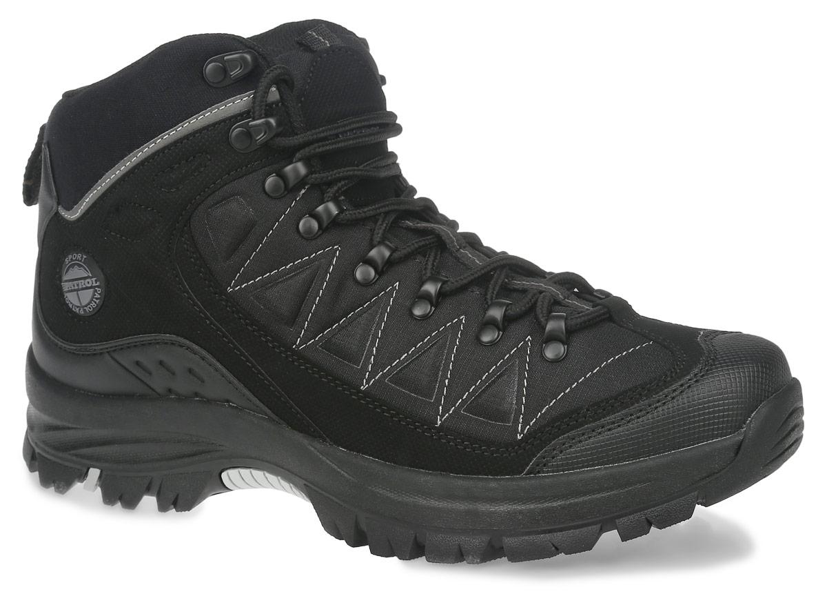 Ботинки мужские трекинговые. 579-505PP-16w--01/8-1