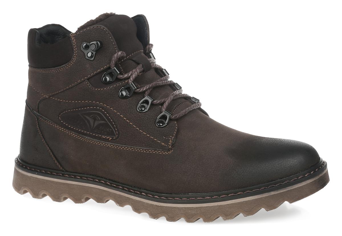 Ботинки мужские. 454-101IMp-16w-04-2