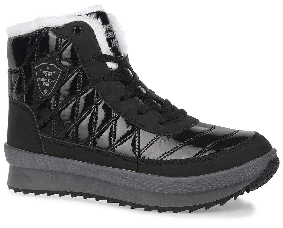 Ботинки женские. 221-886F-16w-8