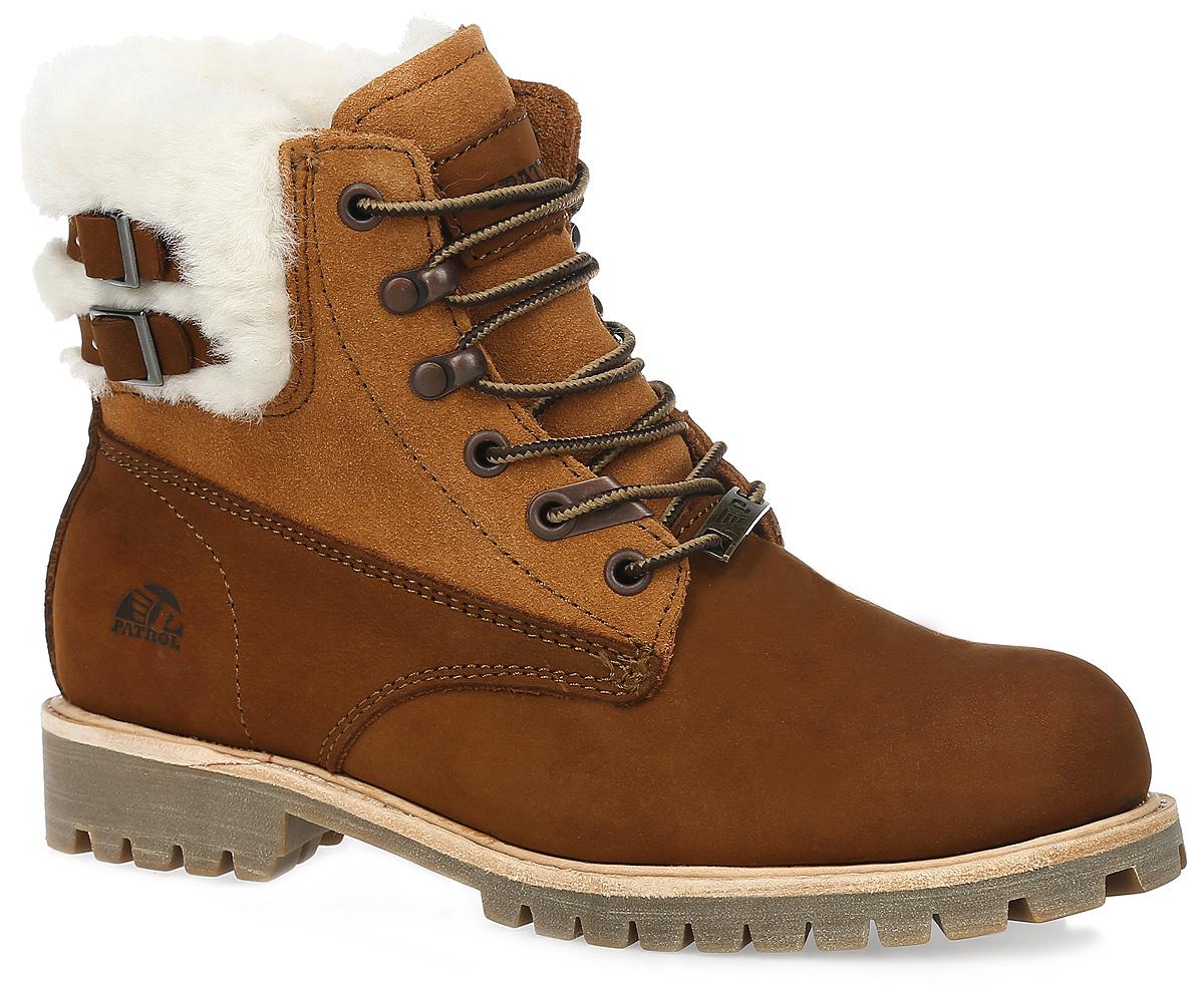 Ботинки женские. 256-330M-16w-4-28