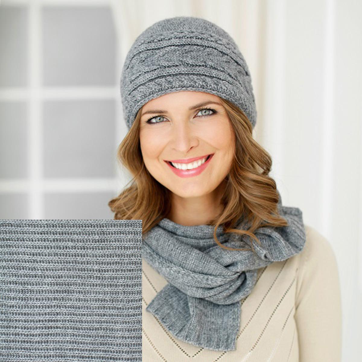 Шарф7122S-22 GMВосхитительный женский вязаный шарф - отличная модель для холодной погоды. Сочетание различных материалов обеспечивает сохранение тепла и удобную посадку. Шарф выполнен оригинальной вязкой. Такой аксессуар достойно дополнит ваш гардероб.