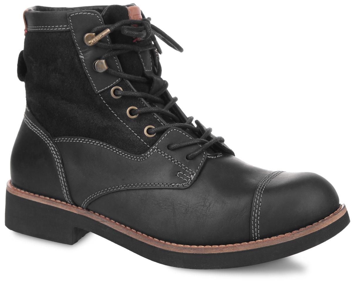 Ботинки мужские Lawndale Toe Cap Lace. 222502/1960-59