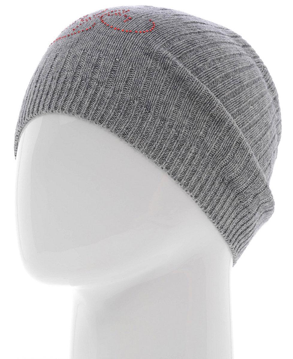 Шапка женская. 7304PI7304PI-11Удлиненная женская шапка Flioraj отлично дополнит ваш образ в холодную погоду. Сочетание шерсти и акрила максимально сохраняет тепло и обеспечивает удобную посадку, невероятную легкость и мягкость. Шапка декорирована ненавязчивым узором из страз. Привлекательная стильная шапка Flioraj подчеркнет ваш неповторимый стиль и индивидуальность.