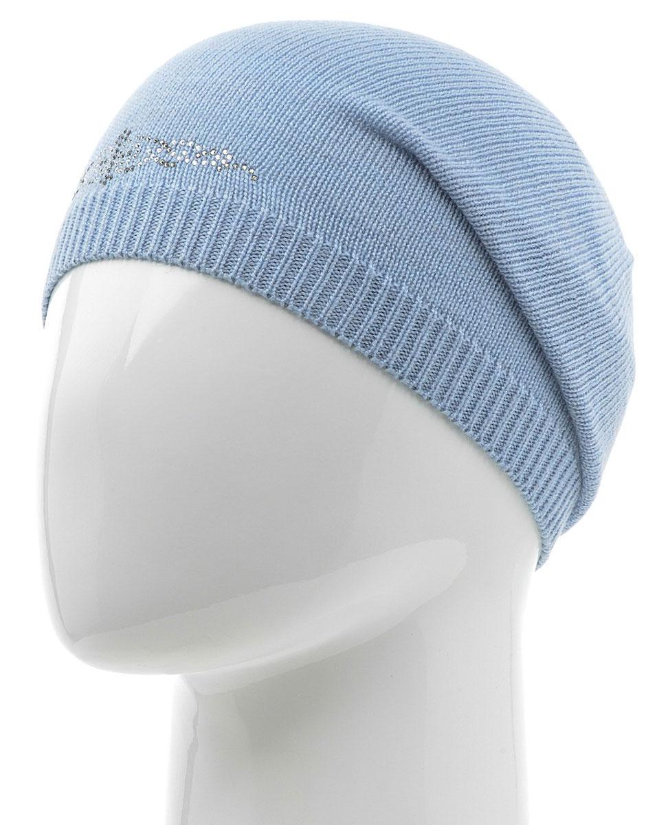 Шапка7301PI-18Удлиненная женская шапка Flioraj отлично дополнит ваш образ в холодную погоду. Сочетание шерсти и акрила максимально сохраняет тепло и обеспечивает удобную посадку, невероятную легкость и мягкость. Шапка декорирована ненавязчивым узором из страз. Привлекательная стильная шапка Flioraj подчеркнет ваш неповторимый стиль и индивидуальность.