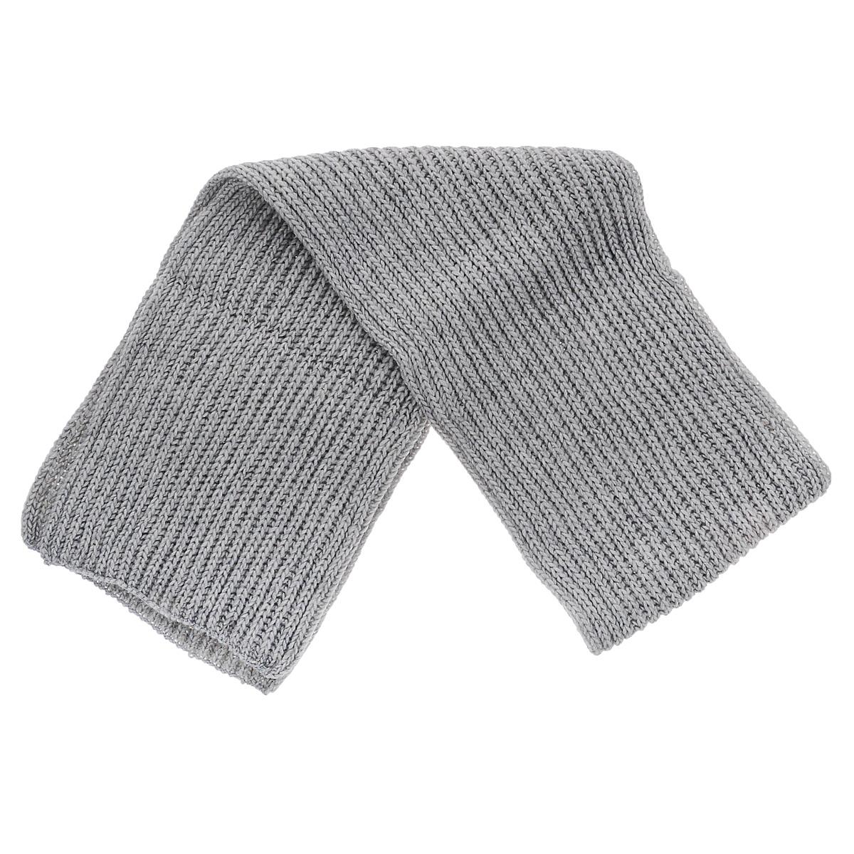 7127S-11 GMВосхитительный женский вязаный шарф - отличная модель для холодной погоды. Сочетание различных материалов обеспечивает сохранение тепла и удобную посадку. Шарф выполнен оригинальной вязкой. Такой аксессуар достойно дополнит ваш гардероб.