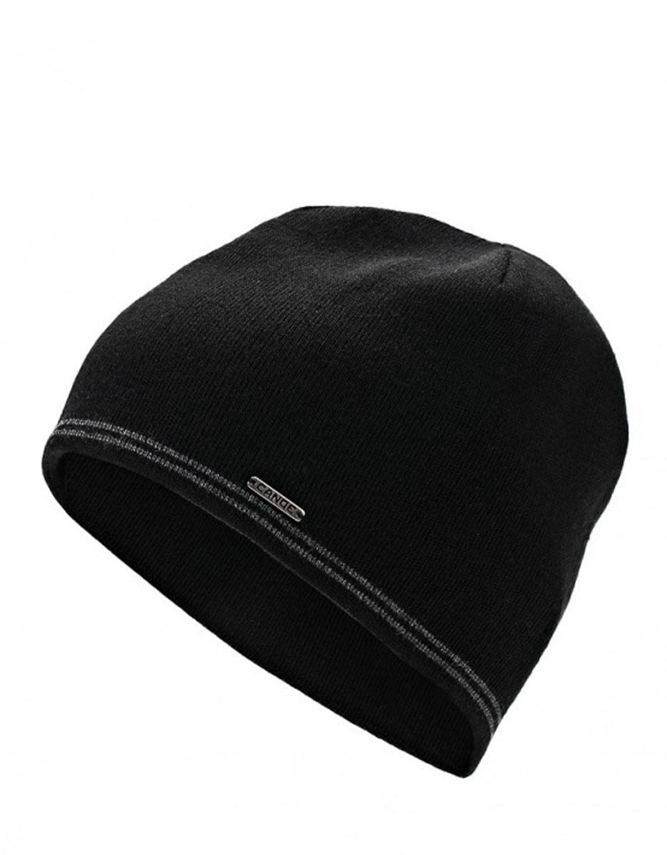 Шапка3445781Мужская шапка Canoe Simp - классическая шапка из полушерстяной пряжи с внутренней вставкой по технологии Coolmax, которая отлично дополнит ваш образ в холодную погоду. Влагоотводящее полотно плотно прилегает к коже и выводит влагу быстрее. Волокно Coolmax - идеальный материал для занятий спортом с высокими нагрузками. Сочетание различных материалов максимально сохраняет тепло и обеспечивает удобную посадку. Оформлено изделие небольшой металлической пластиной с названием бренда. Такая шапка составит идеальный комплект с модной верхней одеждой, в ней вам будет уютно и тепло! Изделие проходит предварительную стирку и последующую обработку специальными составами и паром для улучшения износоустойчивости, комфорта и приятных тактильных ощущений. Структура шерсти после обработок по новейшим технологиям приобретает легкость, мягкость, морозоустойчивость, становится пушистой, не продуваемой. Изделие долго сохраняет заданную форму.