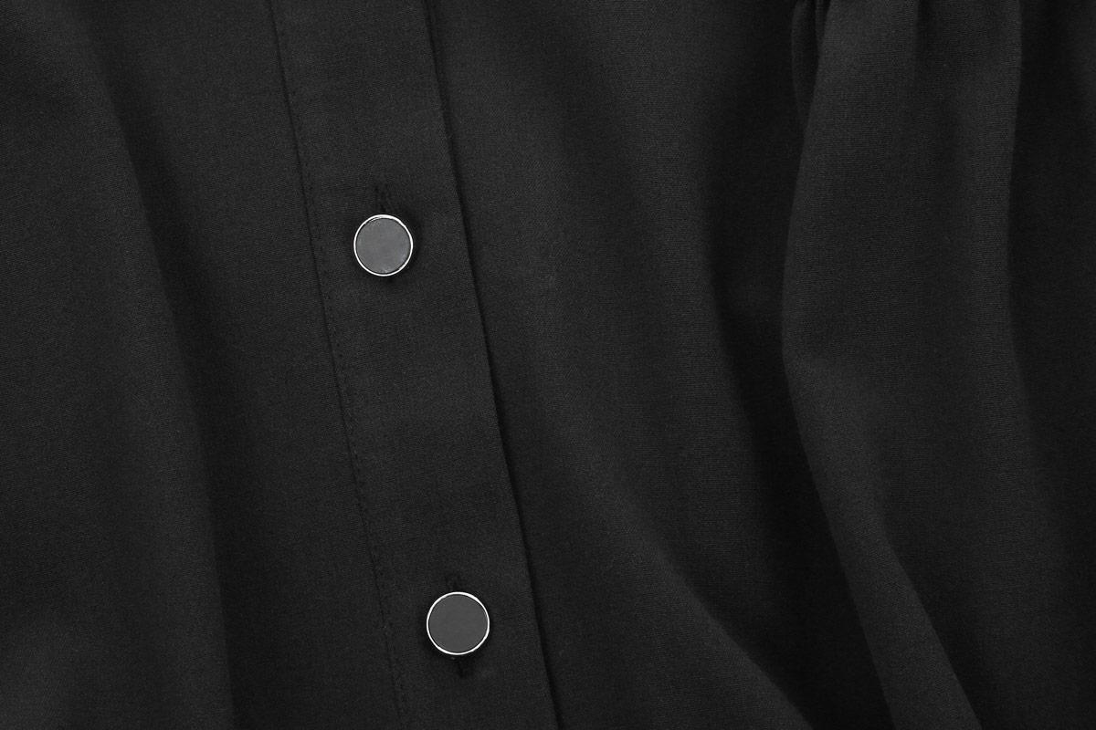 658Элегантное платье Lautus изготовлено из высококачественного эластичного материала с добавлением вискозы. Такое платье обеспечит вам комфорт и удобство при носке. Модель с отложным воротником и длинными рукавами выгодно подчеркнет все достоинства вашей фигуры благодаря приталенному силуэту. Платье застегивается на пуговицы спереди. Манжеты рукавов также застегиваются на пуговицы. Изысканное платье-макси с пришивной юбкой создаст обворожительный и неповторимый образ. Это модное и удобное платье станет превосходным дополнением к вашему гардеробу, оно подарит вам удобство и поможет вам подчеркнуть свой вкус и неповторимый стиль.