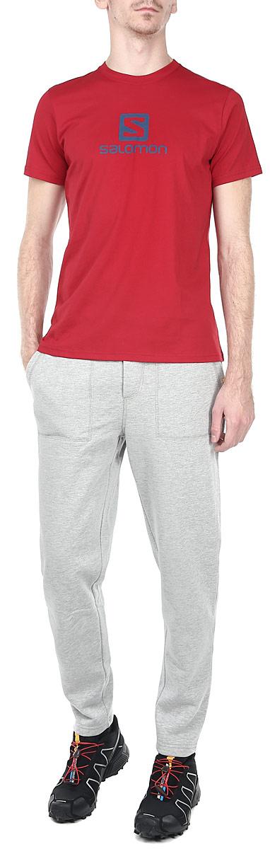 Футболка мужская Logo Cotton Tee. L37738600