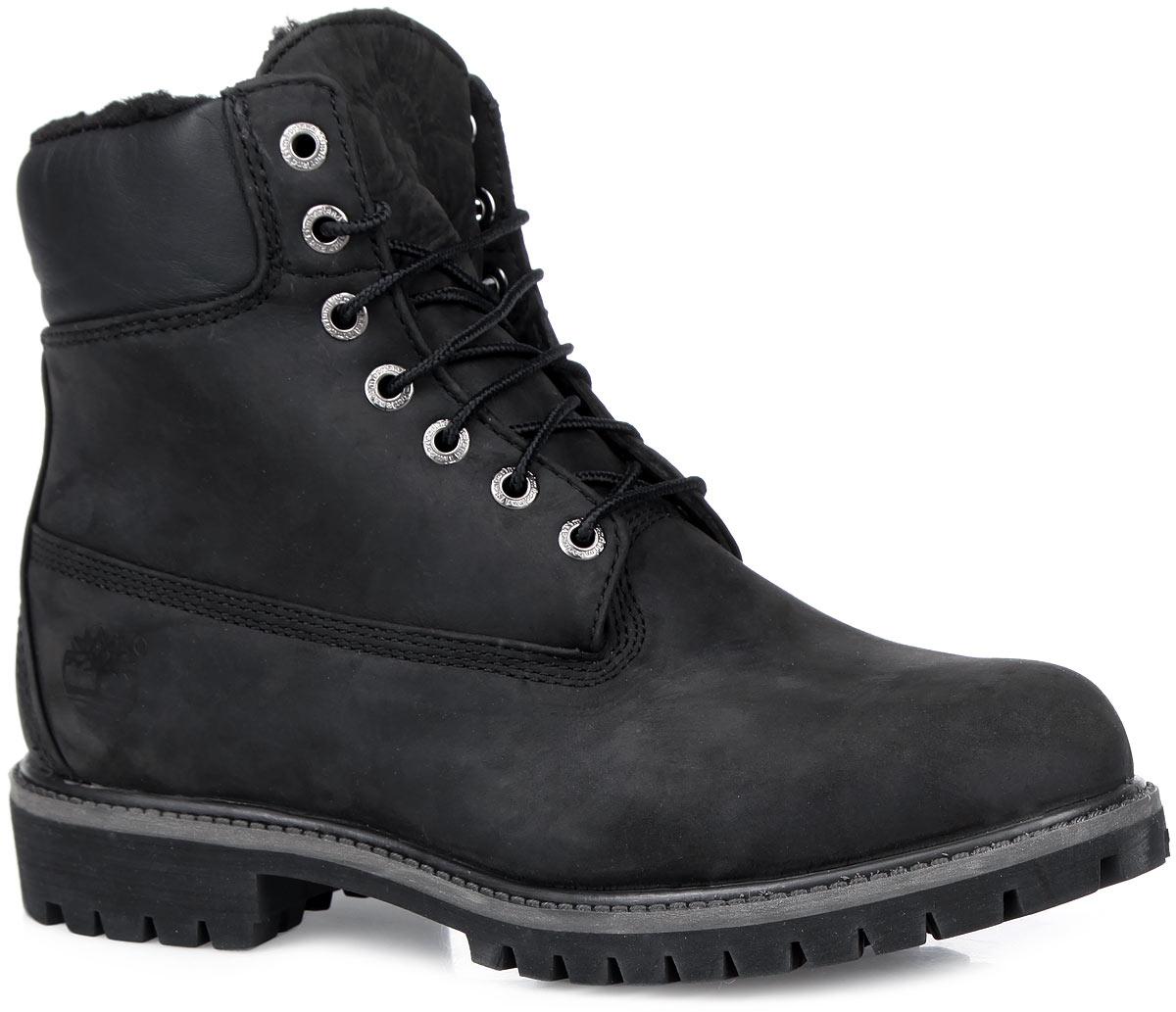 Timberland Ботинки мужские 6-inch Warm Lined. TBLA115TW
