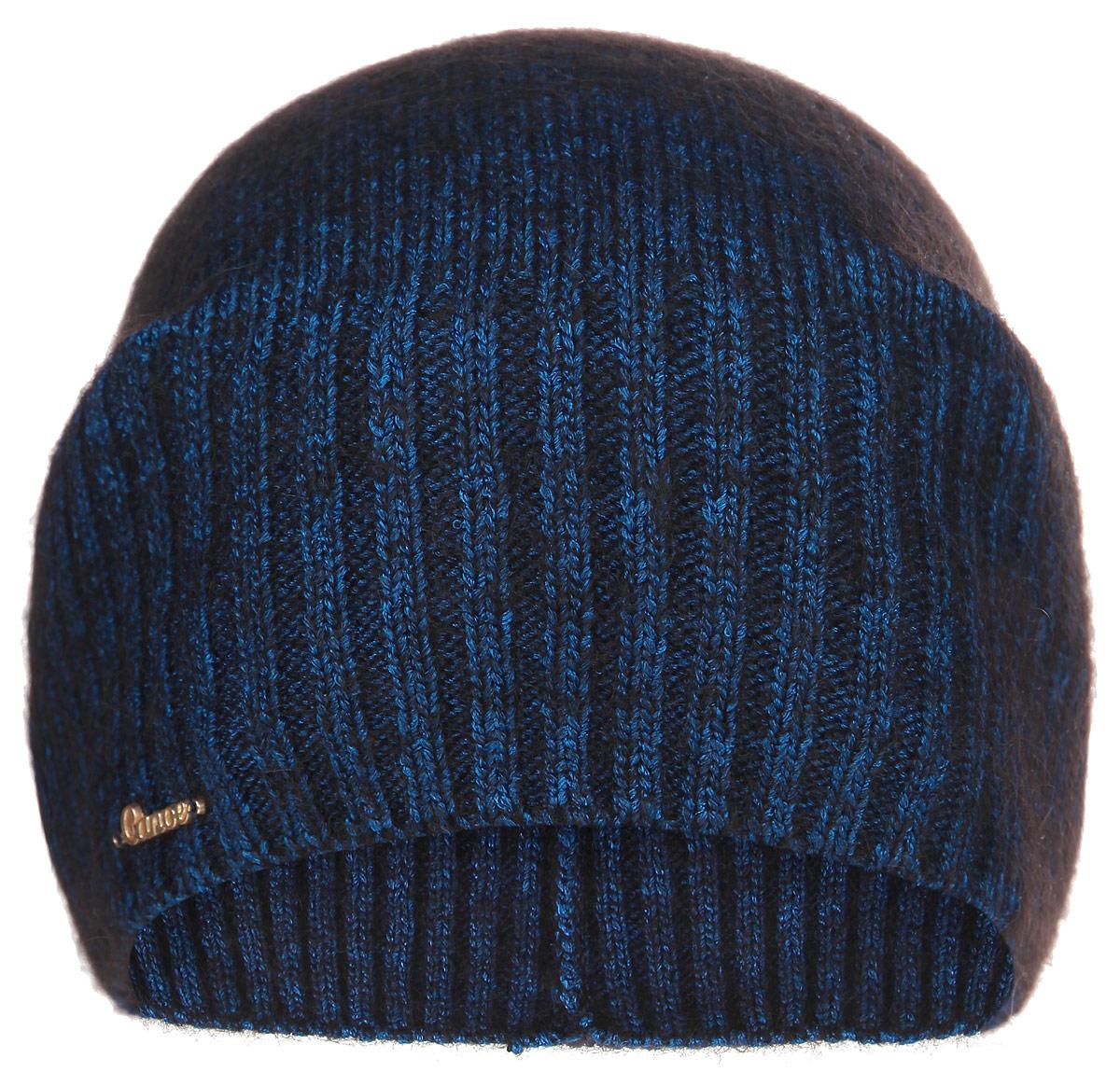 Шапка женская Lina3446680Стильная женская шапка Canoe Lina идеально подойдет для прогулок и занятия спортом в прохладное время года. Удлиненная шапка мелкой вязки выполнена из высококачественной вискозной пряжи с добавлением итальянского суперкид мохера, что обеспечивает невероятную легкость и мягкость, а также позволяет шапке надежно сохранять тепло. Низ шапки связан резинкой, что обеспечивает эластичность и удобную посадку. Шапка оформлена металлическим лейблом с логотипом производителя. Такая шапка станет модным и стильным дополнением вашего зимнего гардероба. Она согреет вас и позволит подчеркнуть свою индивидуальность! Уважаемые клиенты! Размер, доступный для заказа, является обхватом головы.