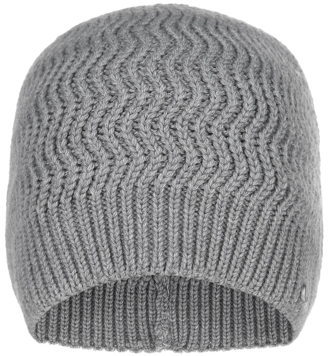 Шапка мужская. Ton3447830Вязаная мужская шапка Canoe - классическая полушерстяная облегающая шапка, которая отлично дополнит ваш образ в холодную погоду. Сочетание различных материалов максимально сохраняет тепло и обеспечивает удобную посадку. Все изделия проходят предварительную стирку и последующую обработку специальными составами и паром для улучшения износоустойчивости, комфорта и приятных тактильных ощущений. Модель оформлена небольшим металлическим логотипом бренда. Шапка Canoe составит идеальный комплект с модной верхней одеждой, в ней вам будет уютно и тепло!