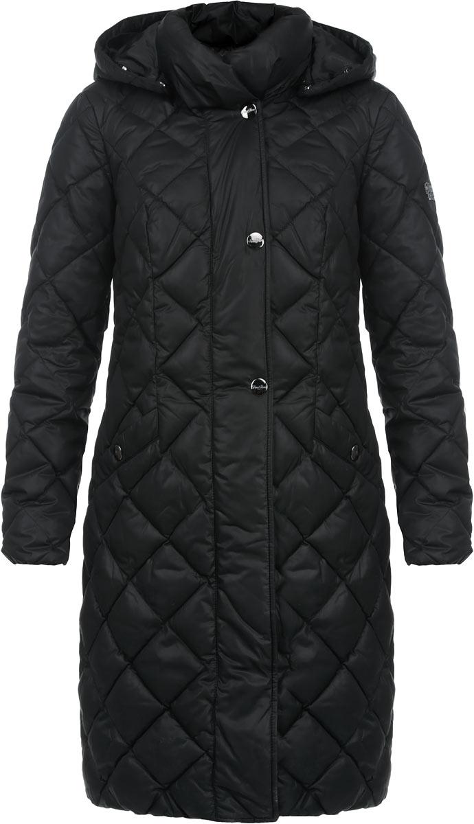 Куртка женская. W15-11022W15-11022_141Удлиненная женская куртка Finn Flare выполнена из высококачественного плотного материала, рассчитана на холодную погоду. Она поможет вам почувствовать себя максимально комфортно и стильно. Модель с длинными рукавами, капюшоном, воротником-стойкой застегивается на застежку-молнию и дополнительно ветрозащитным клапаном на металлические кнопки. Рукава дополнены эластичными резинками. Капюшон пристегивается с помощью металлических кнопок. Модель оформлена стеганой отстрочкой и дополнена двумя втачными карманами на кнопках. В этой куртке вам будет комфортно. Модная фактура ткани, отличное качество, великолепный дизайн.