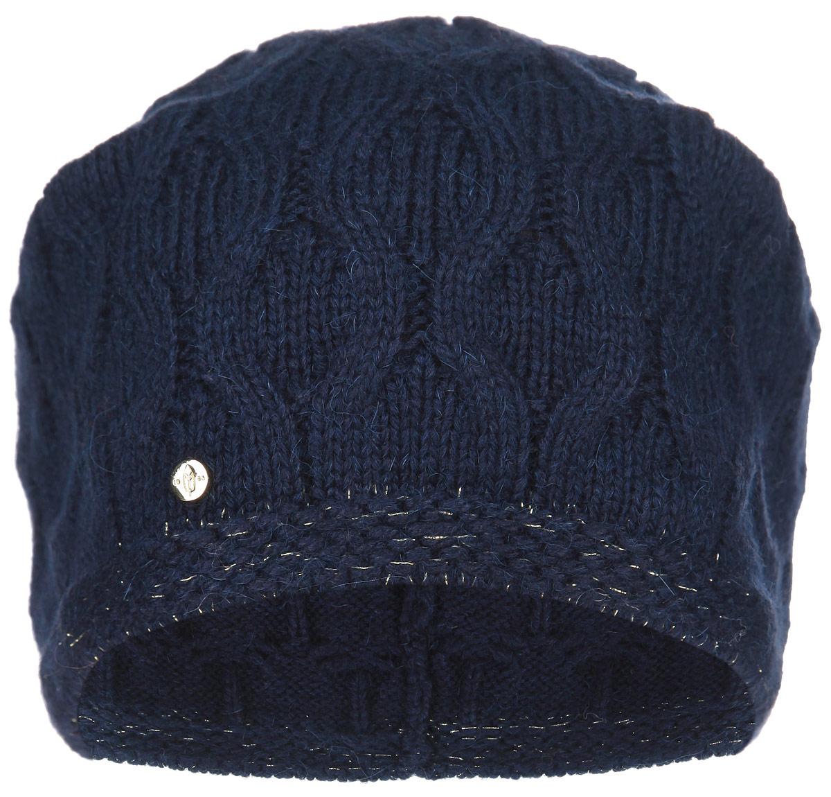 Шапка3446880Теплая женская шапка Canoe Zita выполнена из лёгкой и мягкой альпаки в смеси шерсти и акрила. Добавленный в ручную неаполитанский люрекс, создаёт утончённость и эксклюзивность изделию. Шапка превосходно сохраняет тепло, мягкая и идеально прилегает к голове. Такая шапка идеально дополнит ваш образ.