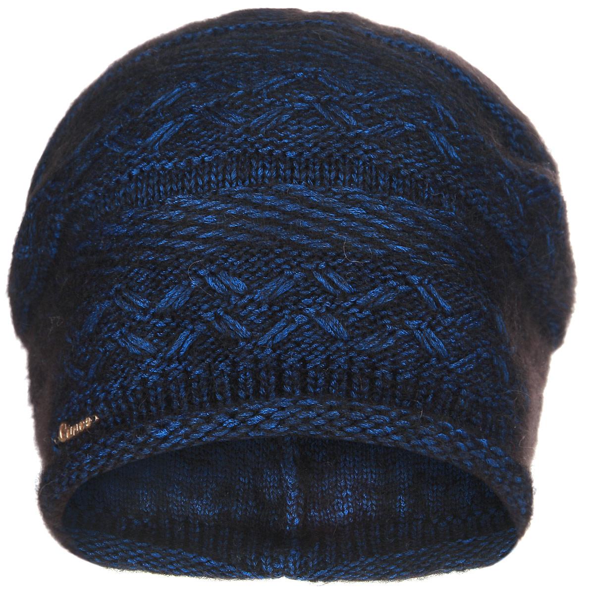 3445460Удлиненная женская шапка Canoe Amanda с ажурным рисунком отлично дополнит ваш образ в холодную погоду. Сочетание суперкид мохера, вискозы и полиамида максимально сохраняет тепло и обеспечивает удобную посадку, невероятную легкость и мягкость. Визуально пряжа имеет красивое , двухцветное переплетение, создающее ощущение глубины и объема внутри изделия. Шапка украшена небольшим декоративным элементом с изображением надписи Canoe. Привлекательная стильная шапка Canoe Amanda подчеркнет ваш неповторимый стиль и индивидуальность.