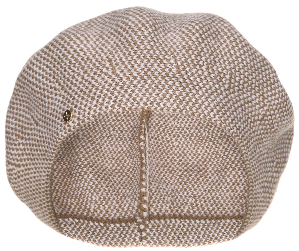 3450493Стильный женский берет Canoe Dams отлично дополнит ваш образ в холодную погоду. Сочетание шерсти и акрила максимально сохраняет тепло и обеспечивает удобную посадку. Берет украшен небольшим декоративным элементом с изображением логотипа бренда. Привлекательный стильный берет Canoe Dams подчеркнет ваш неповторимый стиль и индивидуальность.