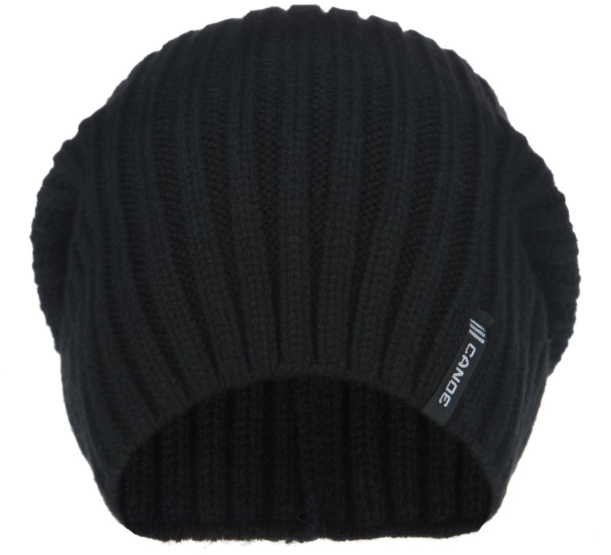 Шапка мужская. Trango3442081Стильная мужская шапка Canoe Trango отлично дополнит ваш образ в холодную погоду. Сочетание шерсти и акрила максимально сохраняет тепло и обеспечивает удобную посадку. Удлиненная шапка имеет специальную вязку ластиком. Такая модель комфортна и приятна на ощупь, она великолепно подчеркнет ваш вкус. Такая шапка станет отличным дополнением к вашему осеннему или зимнему гардеробу, в ней вам будет уютно и тепло!