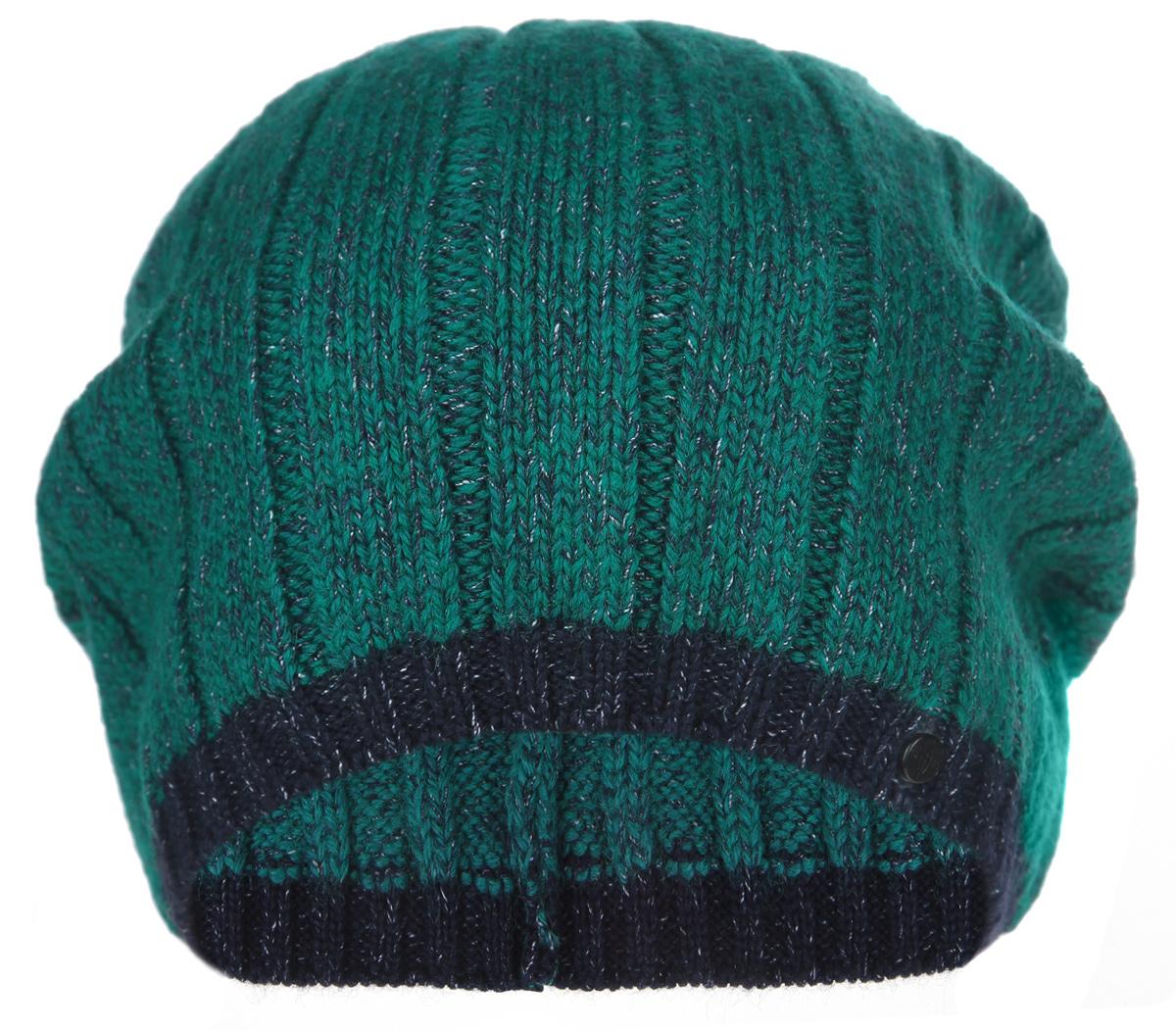 Шапка мужская Rossini3447794Мужская шапка Canoe Rossini - классическая полушерстяная облегающая шапка, которая отлично дополнит ваш образ в холодную погоду. Сочетание различных материалов максимально сохраняет тепло и обеспечивает удобную посадку. В основной цвет пряжи тонким вкраплением вплетается контрастный цвет и пряжа начинает выглядеть по новому - как будто яркие волоски или капельки разбросаны по голове. Эффект необычный, модный и элегантный. Такая шапка составит идеальный комплект с модной верхней одеждой, в ней вам будет уютно и тепло!