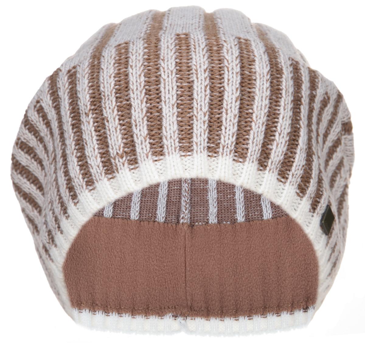 Шапка3447950Удлиненная мужская шапка Canoe Admi отлично дополнит ваш образ в холодную погоду. Сочетание шерсти и акрила максимально сохраняет тепло и обеспечивает удобную посадку, невероятную легкость и мягкость. На внутренней стороне изделие дополнено в ставкой из флиса. Шапка украшена небольшим декоративным элементом с изображением надписи Canoe. Стильная шапка Canoe Admi подчеркнет ваш неповторимый стиль и индивидуальность.