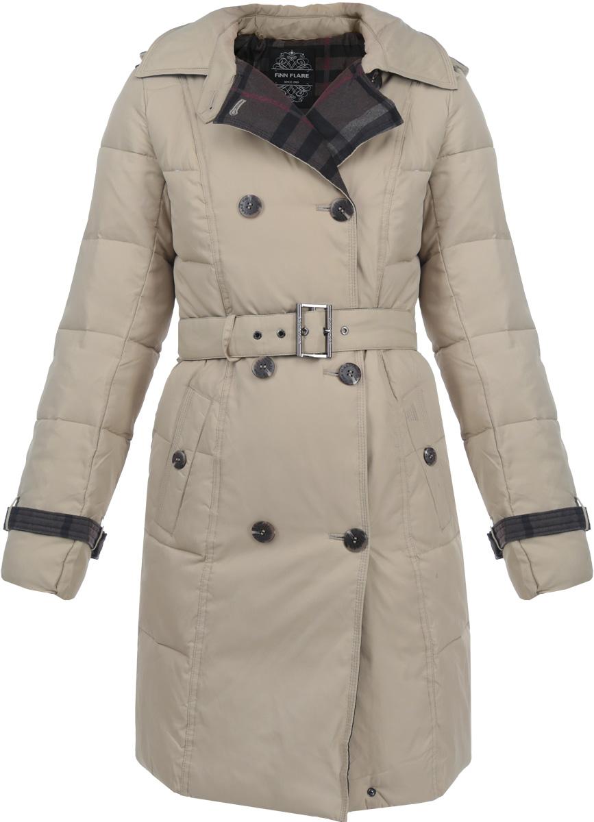 Finn Flare Пальто женское. W15-12037