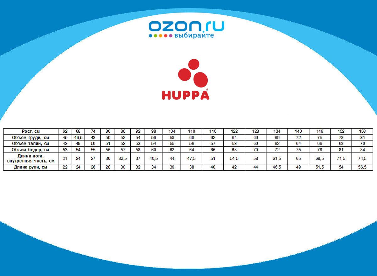 Huppa Комплект детский Remi: куртка, полукомбинезон. 4106CW15