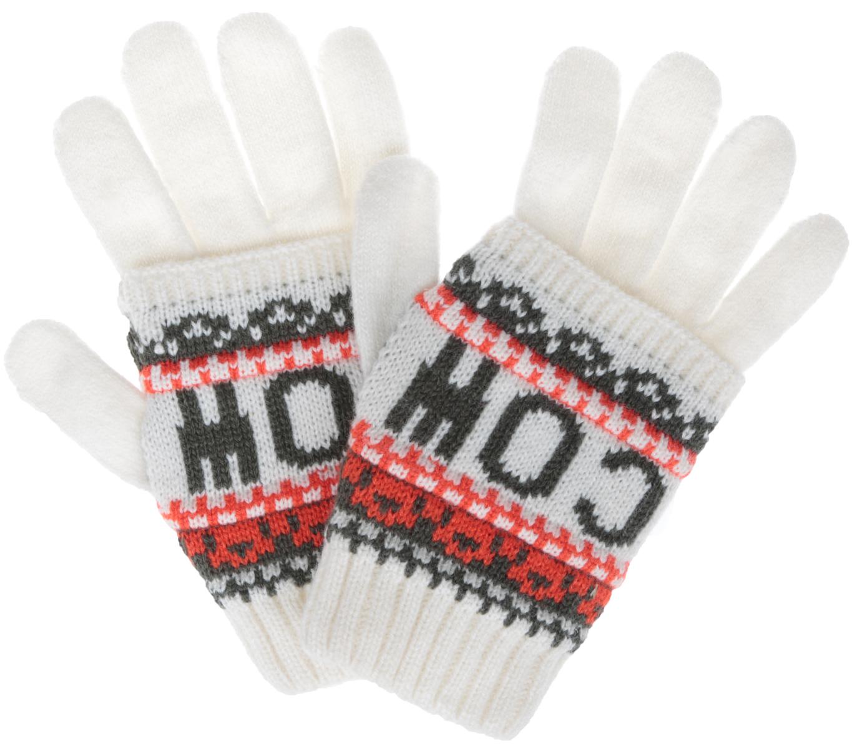 Перчатки. GMOS001GMOS001-AПерчатки Robin Ruth выполнены из акрила, сохраняющего тепло. Перчатки очень практичны - благодаря съемной рукавице. Перчатки декорированы надписью Moscow. Такие перчатки идеальны для активного отдыха - стильный дизайн подчеркнет вашу индивидуальность, а современные материалы защитят от непогоды.