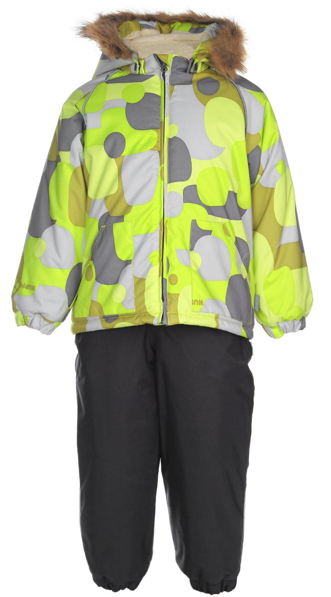 Huppa Комплект детский Avery: куртка, полукомбинезон. 4178CW01