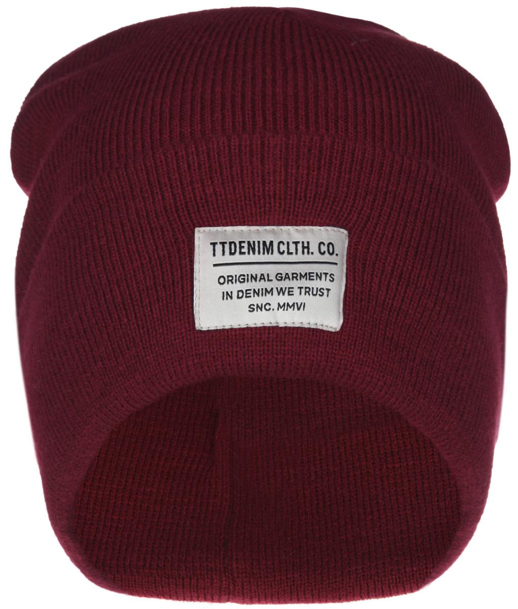 Шапка мужская. 0219447.00.120219447.00.12_2143Стильная мужская шапка Tom Tailor Denim дополнит ваш наряд и не позволит вам замерзнуть в холодное время года. Шапка с отворотом выполнена из высококачественной акриловой пряжи, что позволяет ей великолепно сохранять тепло и обеспечивает высокую эластичность и удобство посадки. Такая шапка станет модным и стильным дополнением вашего зимнего гардероба, великолепно подойдет для активного отдыха и занятия спортом. Она согреет вас и позволит подчеркнуть свою индивидуальность!