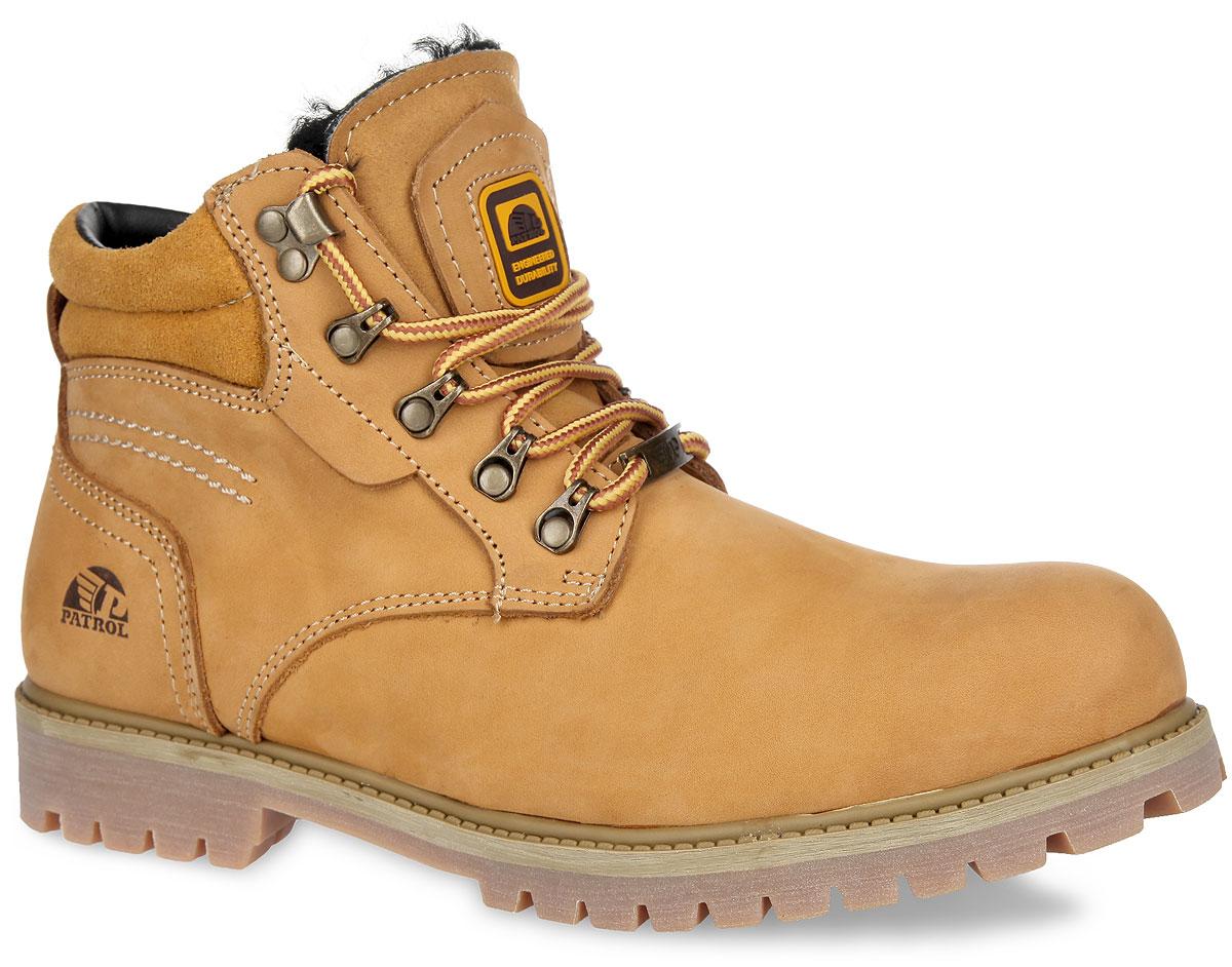 Ботинки мужские. 456-006M-16w-4-45