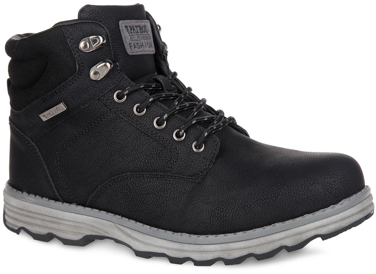 Ботинки мужские. 49-280IM-16w-04-1