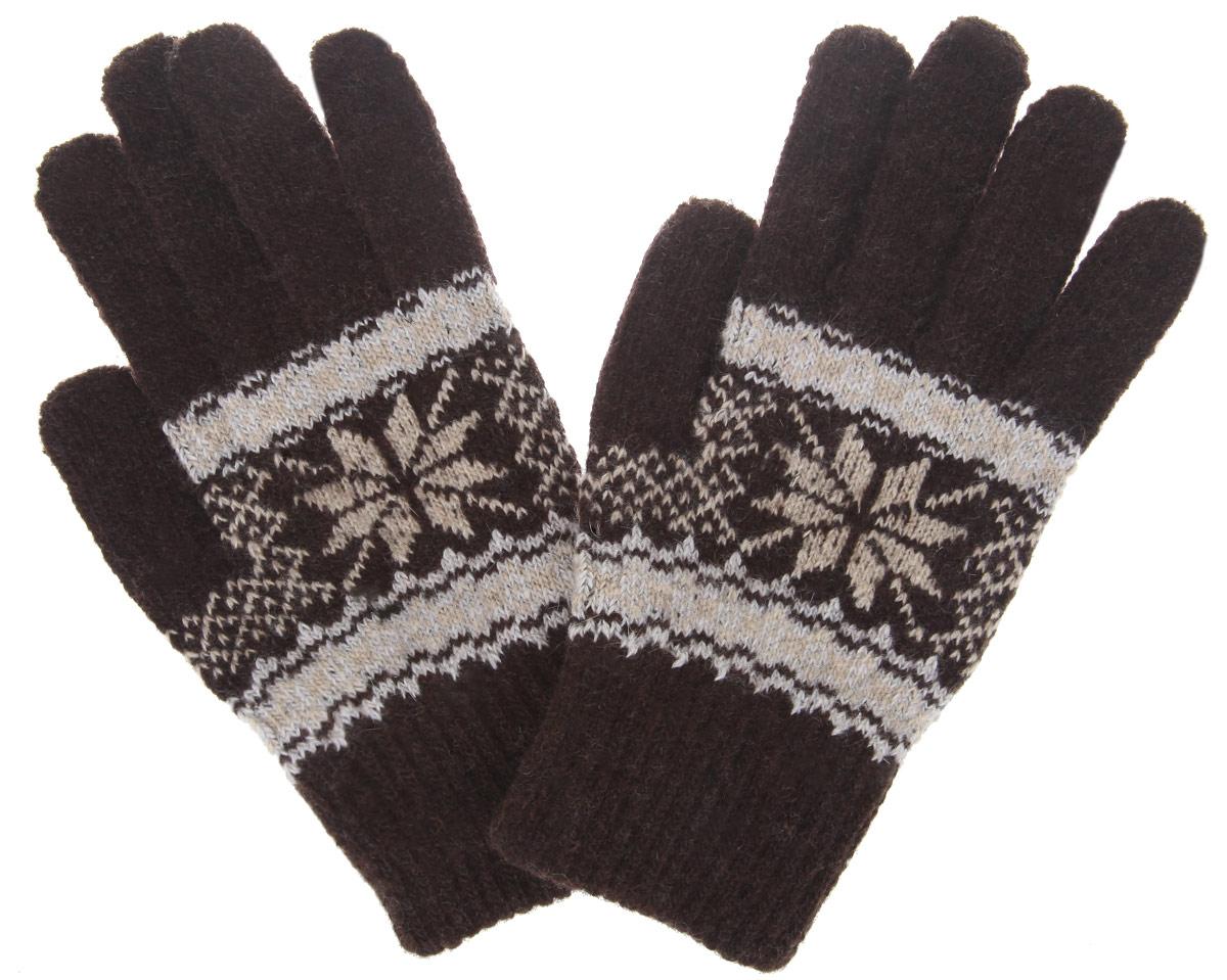 Перчатки мужские. W15-22303W15-22303Мужские вязаные перчатки Finn Flare, изготовленные из полиэстера с добавлением шерсти, акрила и нейлона, станут идеальным вариантом для прохладной погоды. Они хорошо сохраняют тепло, мягкие, идеально сидят на руке и хорошо тянутся. Манжеты связаны плотной резинкой, благодаря чему перчатки надежно фиксируются на запястье. Модель оформлена актуальным узором. Дизайн и расцветка сделают эти перчатки стильным и практичным предметом вашего гардероба. В них вы будете чувствовать себя уютно и комфортно!