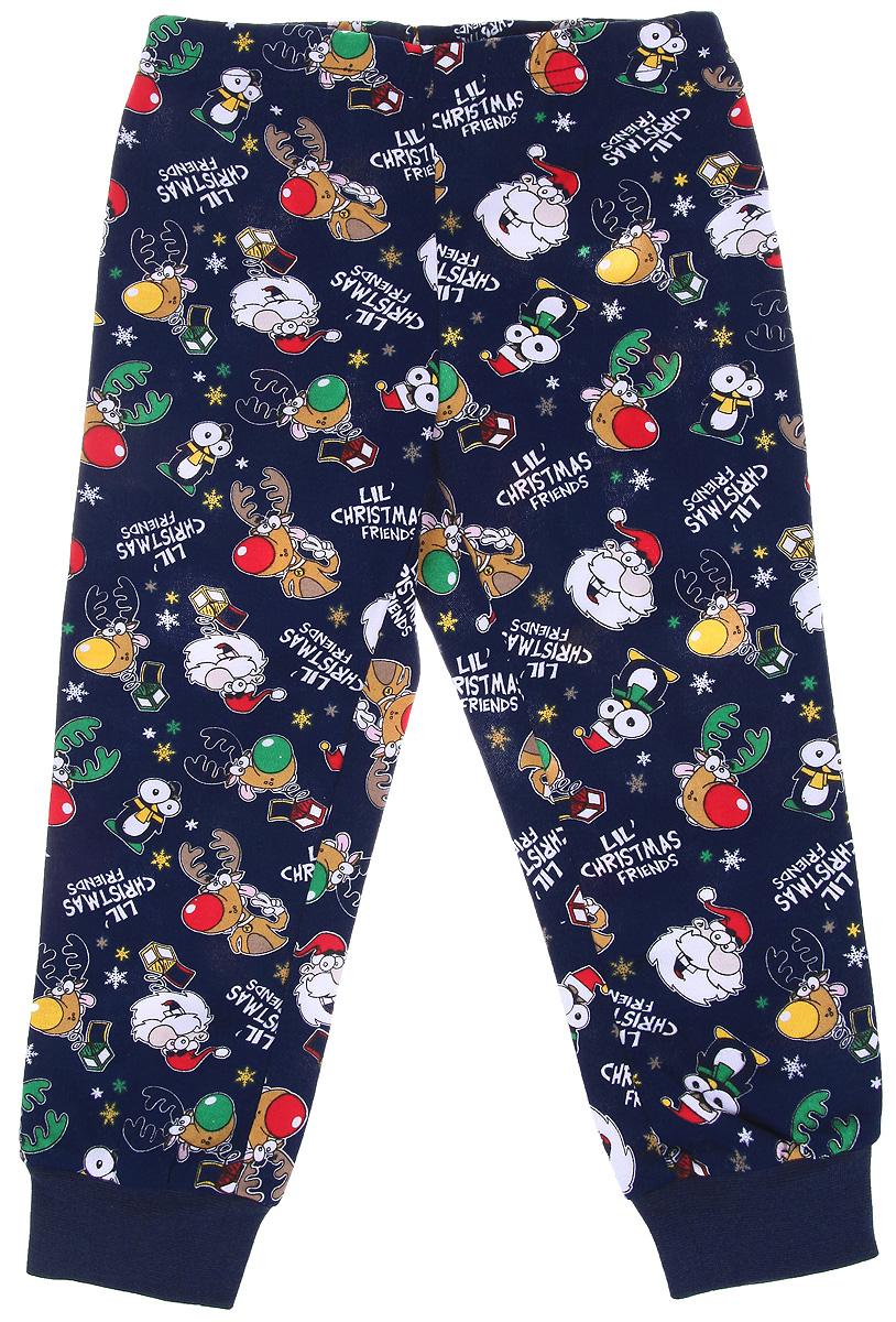 Пижама для мальчика. 90311089031108Очаровательная пижама для мальчика Chicco, состоящая из футболки с длинным рукавом и брюк, идеально подойдет вашему ребенку и станет отличным дополнением к детскому гардеробу. Изготовленная из натурального хлопка, она необычайно мягкая и приятная на ощупь, не раздражает нежную кожу ребенка и хорошо вентилируется, а эластичные швы приятны телу и не препятствуют движениям. Футболка с длинными рукавами-реглан и круглым вырезом горловины оформлена оригинальной крупной термоаппликацией. Рукава выполнены в контрастном цвете. Вырез горловины и края рукавов дополнены трикотажной эластичной резинкой. Брюки на талии имеют широкую эластичную резинку, благодаря чему, они не сдавливают живот и не сползают. Низ брючин дополнен трикотажными манжетами контрастного цвета. Оформлено изделие мелким принтом по всей поверхности. В комплект входит специальный мешочек для пижамы, выполненный в тон изделия. Мешочек застегивается клапаном на кнопки. Такая пижама идеально подойдет вашему...