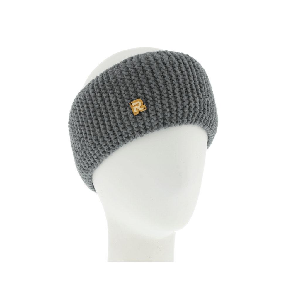 Повязка на голову Ice. 81338133Повязка на голову R.Mountain Ice выполнена из высококачественной шерсти в сочетании с акрилом, она приятная на ощупь, идеально прилегает к голове. Внутри модель имеет мягчайшую плюшевую подкладку для комфортной и удобной носки. Повязка оформлена вязаным узором, а также спереди украшена небольшой пластиной с логотипом бренда. Такая повязка идеально подойдет для прогулок и занятий спортом в прохладную погоду, она дополнит ваш повседневный наряд и согреет в холодные дни. Уважаемые клиенты! Размер, доступный для заказа, является обхватом головы.