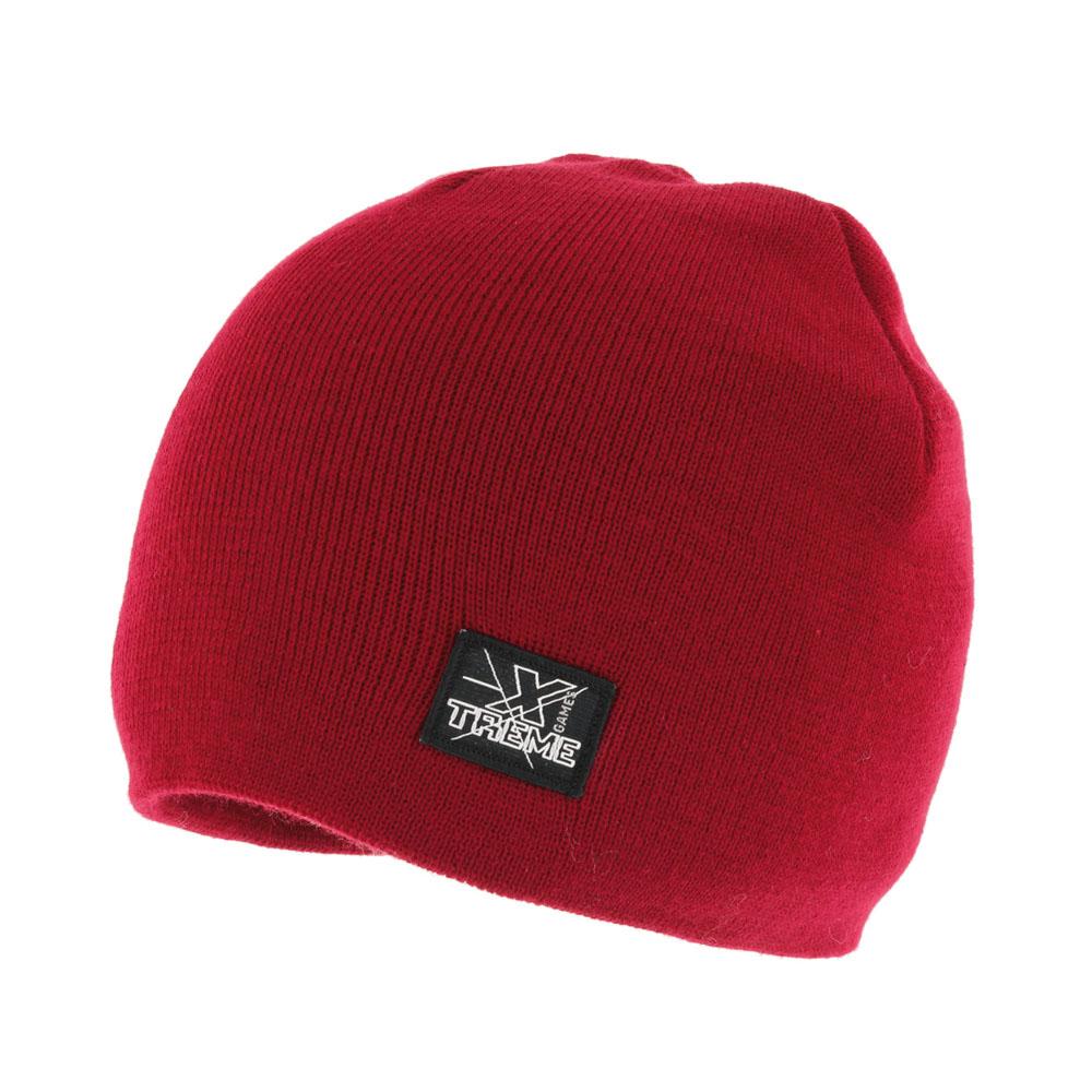 Шапка. 304340304340Вязаная шапка Ignite идеально подойдет для вас в прохладное время года. Изготовленная из акрила, она мягкая и приятная на ощупь, обладает хорошими дышащими свойствами и максимально удерживает тепло. Шапочка двойная, плотно облегает голову, благодаря чему надежно защищает от ветра и мороза. Модель оформлена небольшой нашивкой с надписью Xtreme. Такой стильный и теплый аксессуар дополнит ваш образ и подчеркнет индивидуальность! Уважаемые клиенты! Размер, доступный для заказа, является обхватом головы.