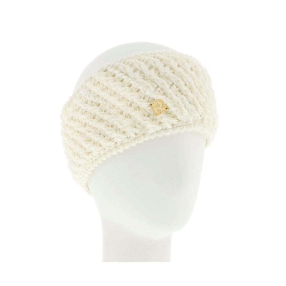 Повязка на голову Ice. 81178117Повязка на голову R.Mountain Ice выполнена из высококачественной шерсти в сочетании с акрилом, она приятная на ощупь, идеально прилегает к голове. Внутри модель имеет мягчайшую плюшевую подкладку для комфортной и удобной носки. Повязка оформлена крупным вязаным узором в виде косичек. Спереди украшена небольшой пластиной с логотипом бренда. Такая повязка идеально подойдет для прогулок и занятий спортом в прохладную погоду, она дополнит ваш повседневный наряд и согреет в холодные дни. Уважаемые клиенты! Размер, доступный для заказа, является обхватом головы.