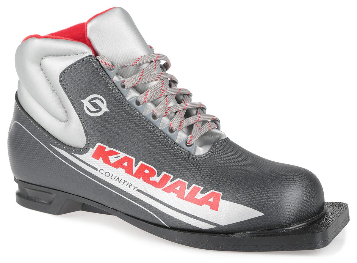Karjala (Карелия) Ботинки лыжные Karjala Country 75 мм Country 75 мм Black