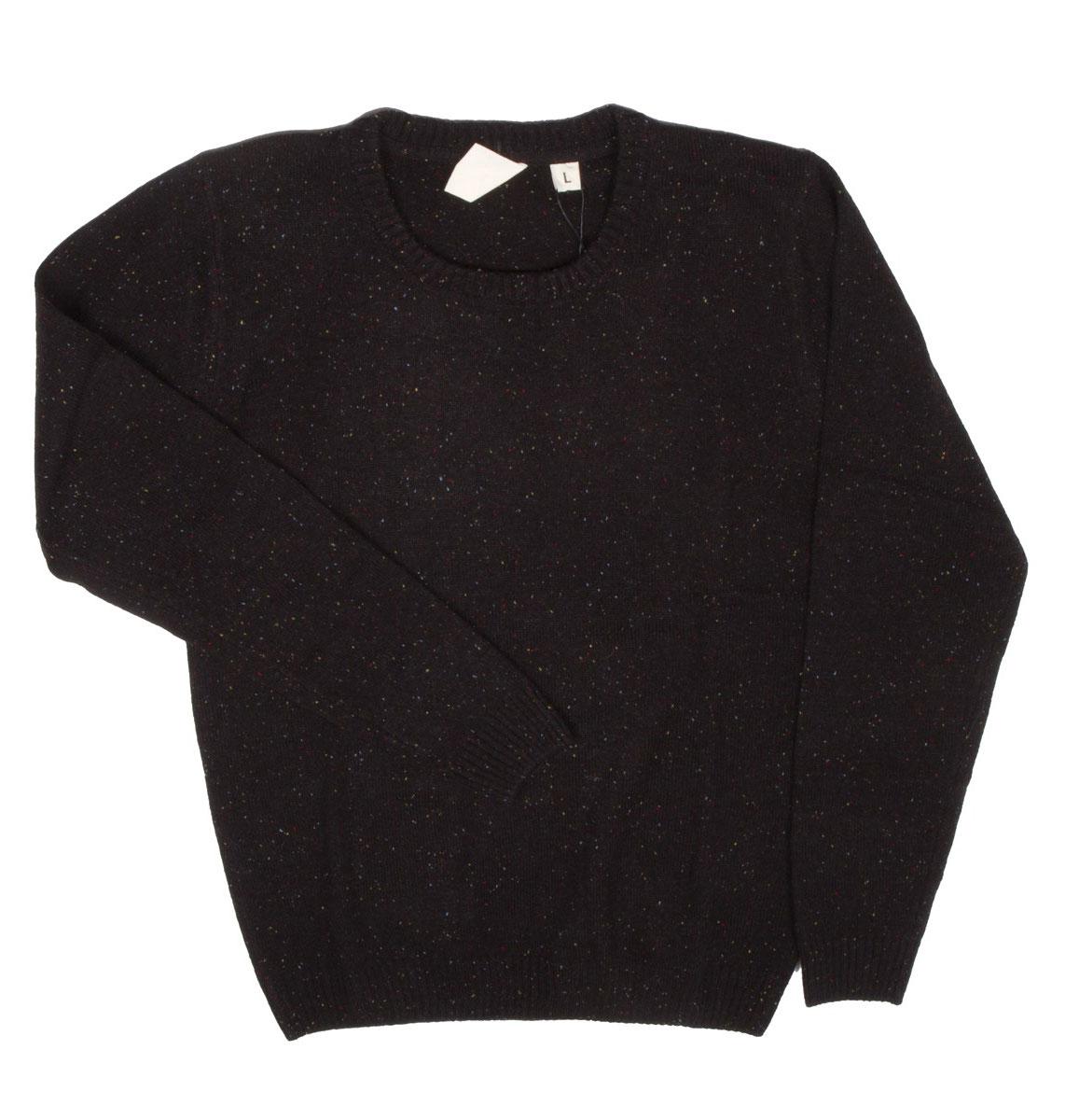 Джемпер мужской. 2-850412-85041 BOTTLE GREENТеплый вязаный джемпер Shine необычайно мягкий и приятный на ощупь, изготовлен из акрила с добавлением овечьей шерсти. Джемпер прямого кроя с длинными рукавами и круглым воротником идеально гармонирует с любыми предметами одежды и будет уместен как на отдыхе, так и на работе. Низ и манжеты изделия связаны резинкой. Рукав дополнен логотипом бренда. Такой замечательный джемпер - базовая вещь в гардеробе современного мужчины, желающего выглядеть стильно каждый день!
