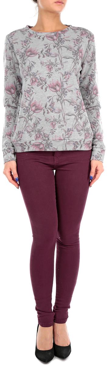 Брюки женские. SPACOLANNASPACOLANNA 44/RED043Стильные женские брюки Tally Weijl высочайшего качества созданы специально для того, чтобы подчеркивать достоинства вашей фигуры. Модель-скинни с завышенной талией станет отличным дополнением к вашему современному образу. Застегиваются брюки на пуговицу в поясе и ширинку на застежке-молнии, имеются шлевки для ремня. Модель имеет классический пятикарманный крой: спереди - два втачных кармана и один маленький накладной кармашек, а сзади - два накладных кармана. Эти модные и в тоже время комфортные брюки послужат отличным дополнением к вашему гардеробу. В них вы всегда будете чувствовать себя уютно и комфортно.