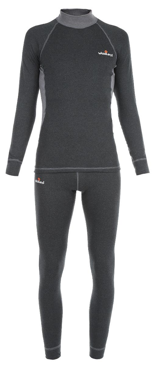 , Термобелье комплект (брюки и кофта), Woodland